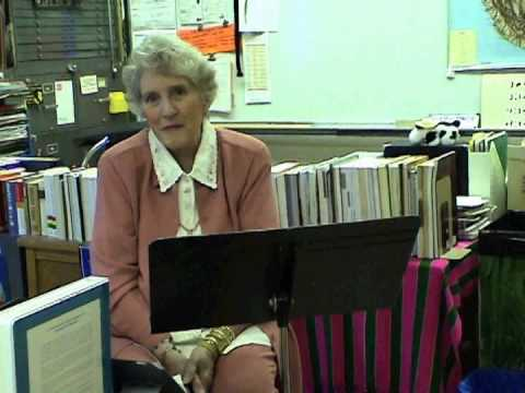 NTHF Induction Video Marilyn Barrueta 2005