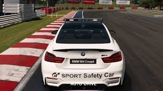 Gran Turismo Sport - BMW M4 Safety Car - Test Drive Gameplay (PS4 HD) [1080p60FPS]