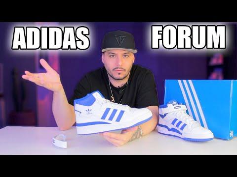 Adidas Forum Review + Unboxing | O Air Jordan da Adidas