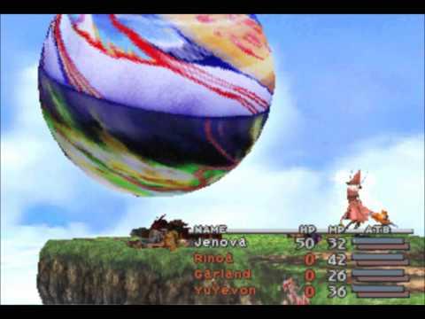 Final Fantasy IX Ozma - Solo - Level 1 No Items No Phoenix Freya Only Single Character Challenge