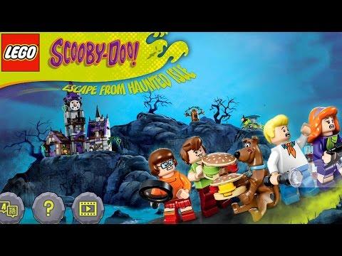Jogar LEGO Scooby Doo Escape From Haunted Isle