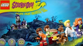 LEGO Scooby Doo Escape From Haunted Isle PARTE 1 | JOGOS PARA ANDROID