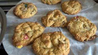 Gambar cover VEDA 23 Cookies 23.04.18 Crochet vlog