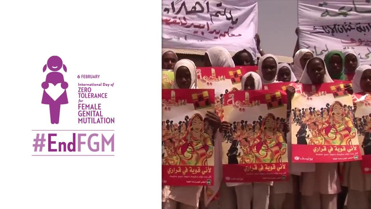 Image result for international day against female genital mutilation