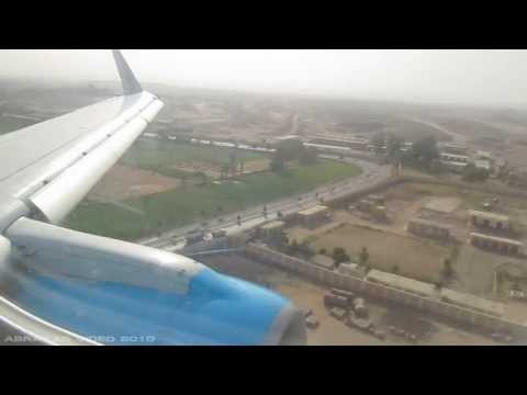 Egyptair Express ERJ170 [SU-GDI] - Landing at Luxor - 17 May 2010