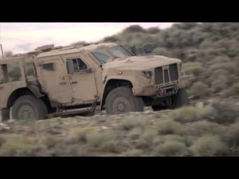 AUSA 2015 Oshkosh Defense on their JLTV programme