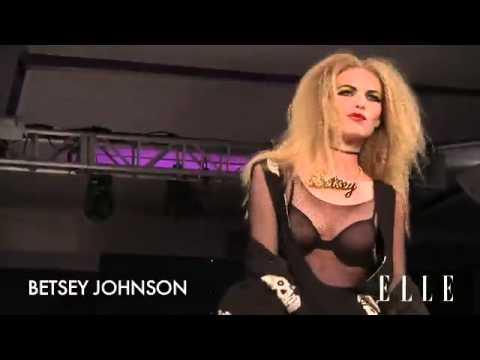 Betsey Johnson Spring Summer 2013