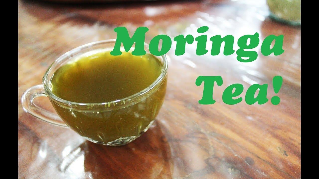 Moringa Tea Recipe - Healthy and Easy To Make!