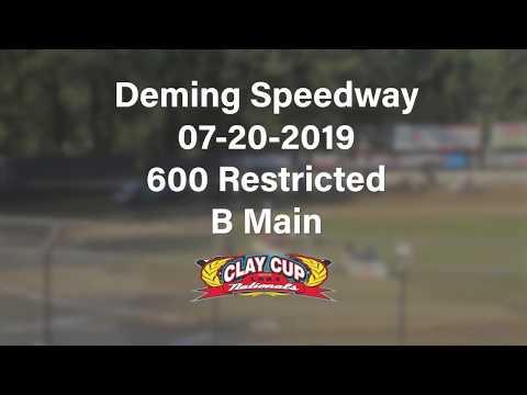 600R B Main| 07-20-19 | Deming Speedway