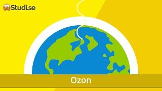 Ozon (Kemi) - Studi.se