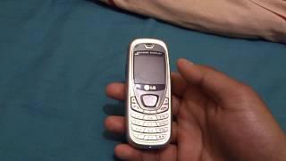 LG B2050 Mobile Phone (Review)