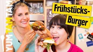 Burger zum Frühstück // Crazy Burger #1 // #yumtamtam