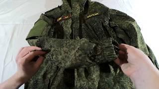 демисезонный костюм ВКПО (ВКБО) обзор