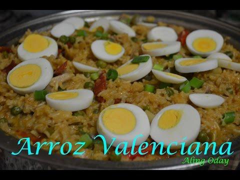 ARROZ VALENCIANA (Filipino Paella)
