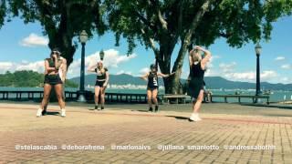 Calentura - Yandel - Marlon Alves Dance MAs
