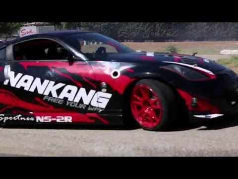 Nankang Extreme Tire Test - Lebanon