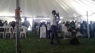 Mhlengi Mbambo imbongi