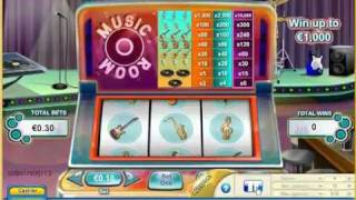Music Room - Online Scratch Cards - Slots Thumbnail