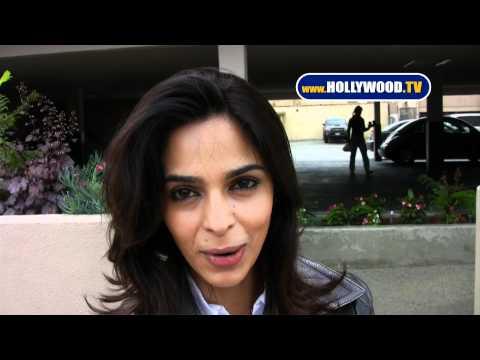 Mallika Sherawat First Bollywood Actress on Perez Hilton!