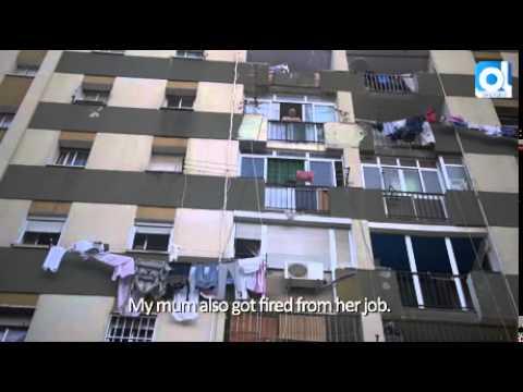 Una niña de la Palmilla, Málaga, ejemplifica para UNICEF el drama de la pobreza infantil en España