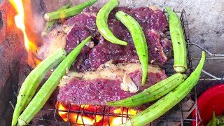 How to Make BBQ at Home - Awesome Asian Food Cooking Recipes