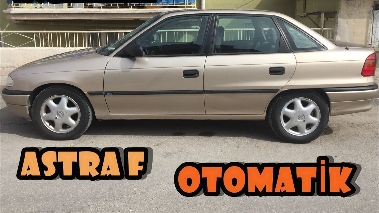 opel astra f otomatik nceleme test youtube. Black Bedroom Furniture Sets. Home Design Ideas