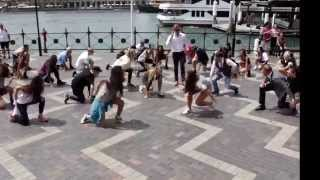 Video Crazy Uptown Funk flashmob in Sydney download MP3, 3GP, MP4, WEBM, AVI, FLV Desember 2017