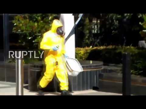 Australia: Suspicious packages sent to 10 consulates in Melbourne and Canberra