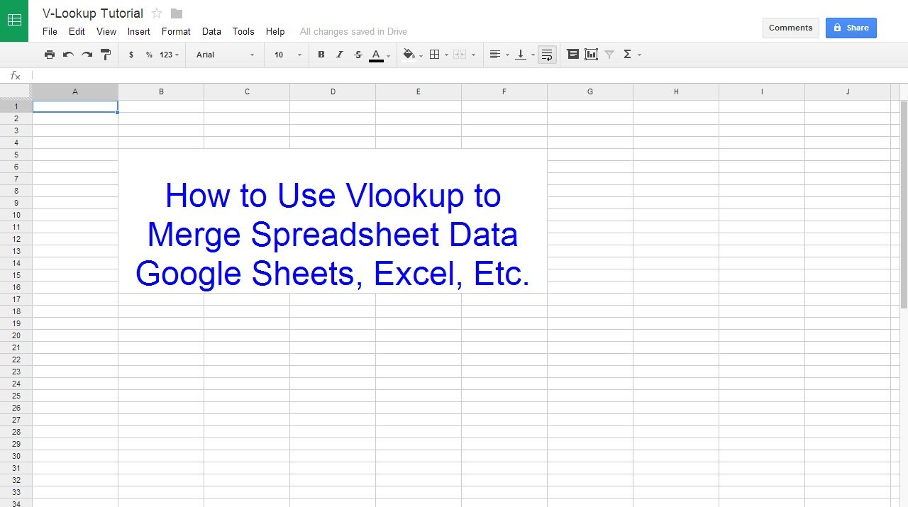 worksheet Excel Merge Worksheets how to use vlookup merge spreadsheet data match in google spreadsheets and excel youtube