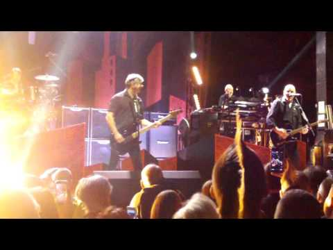 The Stranglers Newcastle 16th march 2017