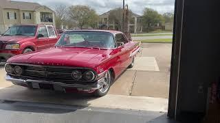 1960 Chevrolet Impala at Top Floor Cars in Brenham Texas