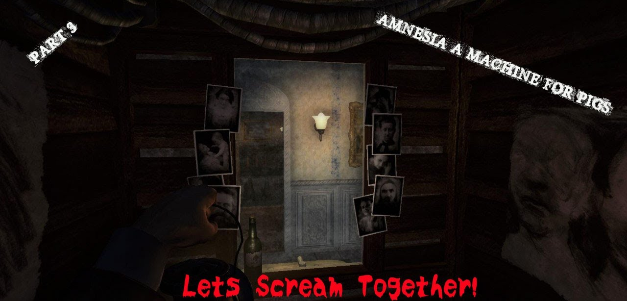 Let S Play Amnesia A Machine For Pigs Part 3 Warehouse And Alley
