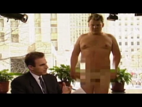 Andy Richter Flashes Matt Lauer  TODAY