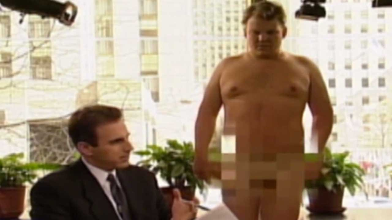 100 Photos of Andy Richter Naked