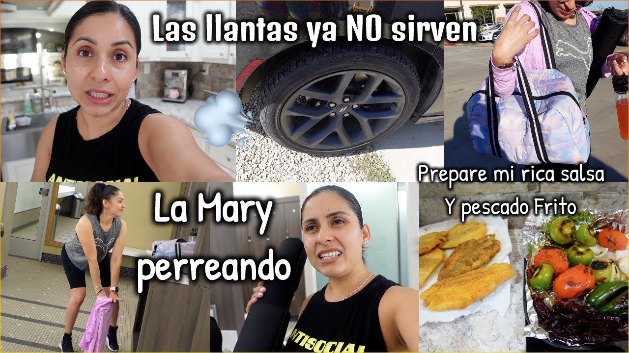 Download arreglando Llanta Ponchada 🚜+ Alguien que la invite a Bailar + asi quiero mi bolsa-♡IsabelVlogs♡