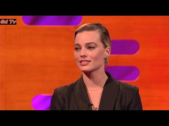 FULL Graham Norton Show 31/1/2020 Margot Robbie, Daniel Kaluuya, Jodie Turner-Smith, Jim Carrey