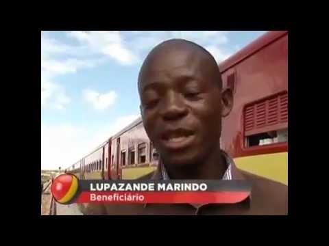 Angola-Caminhos de Ferro Angolanos-Angola