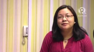 PCGG Commissioner Maita Chan-Gonzaga