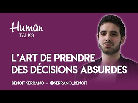 """""""La Mamie que je préfère, elle est dans le frigidaire"""", ou l'art de prendre des décisions absurdes par Benoit Serrano"""