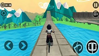 FEARLESS BMX RIDER 2019 #Dirt Motor Cycle Racer Game #Bike Racing Games To Play #Games For Android