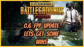 PUBG : 0.6 FPP on Mobile