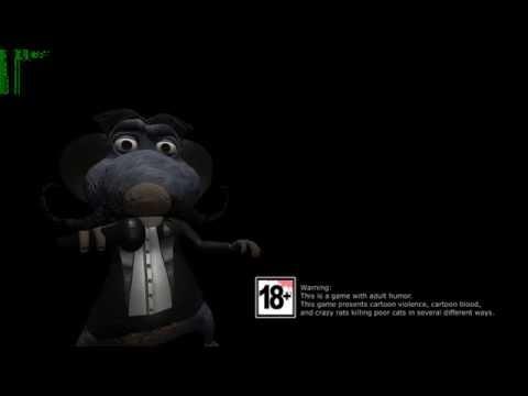 Bad Rats Show - 4k 60 FPS max settings - tutorial level  