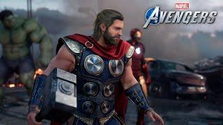 Marvel's Avengers | Pre-order Trailer
