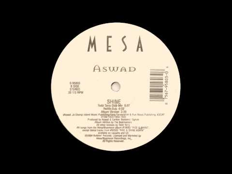 Shine - Aswad (Todd Terry Club Mix) - HD 1080p