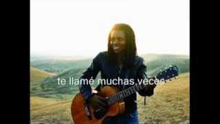 Give me one reason - Tracy Chapman subtitulada en español