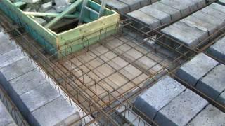 Jak wykonać strop Teriva? - budowa domu