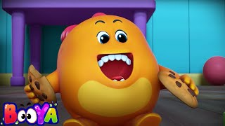 Hungry Goo   Funny Videos For Children   Kids Cartoon Animated Video For Babies   Booya Cartoon