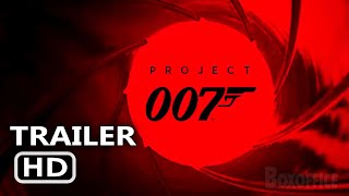 PROJECT 007 Official Teaser Trailer (2021) James Bond New Video Game HD