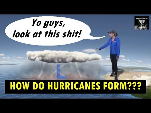 HOW DO HURRICANES FORM??? | IndoCropCircles