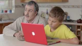 Nick and Seaton - Granddad and the Google